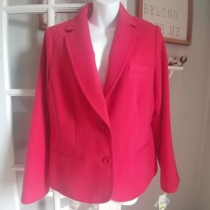 Focus 2000 Blazer/ Suit Coat New w/ Tags!